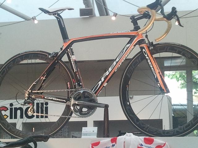 自転車の 自転車 試乗 東京 : ... 元競輪選手の快適自転車ブログ